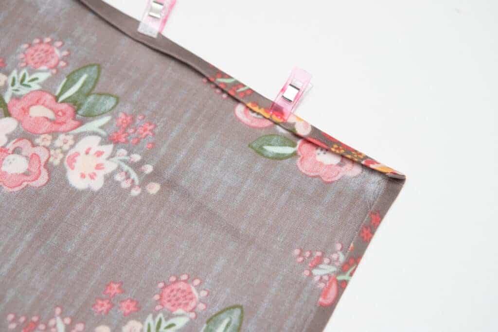 tea towel DIY