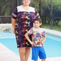 Kids Game Day Jersey pdf pattern