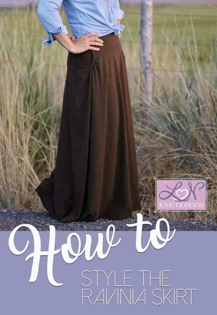 Ravinia Skirt Style