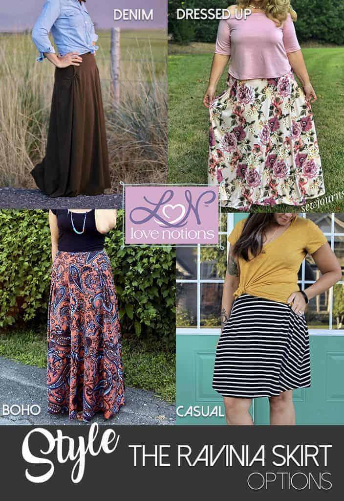 Ravinia Maxi Skirt