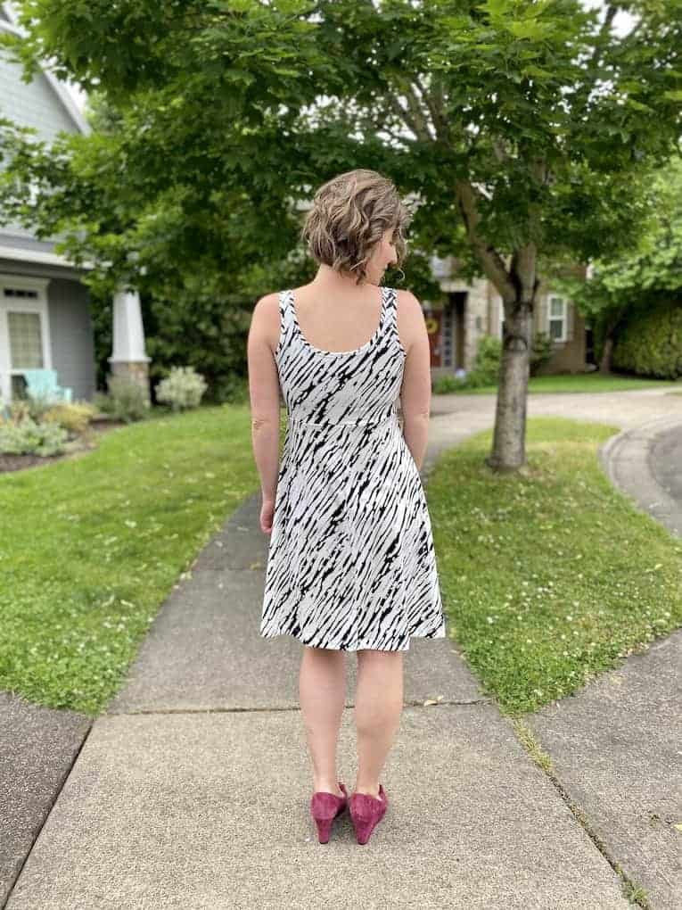 summer basics dress