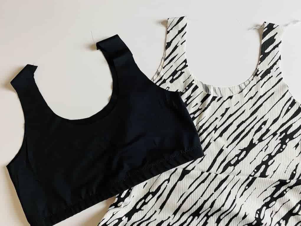 summer basics shelf bra