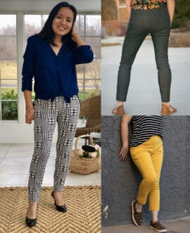 pull on pants pattern
