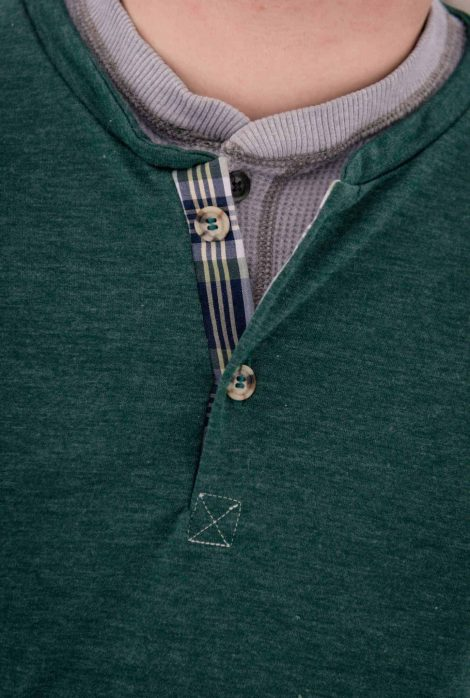 pdf sewing pattern for men's henley