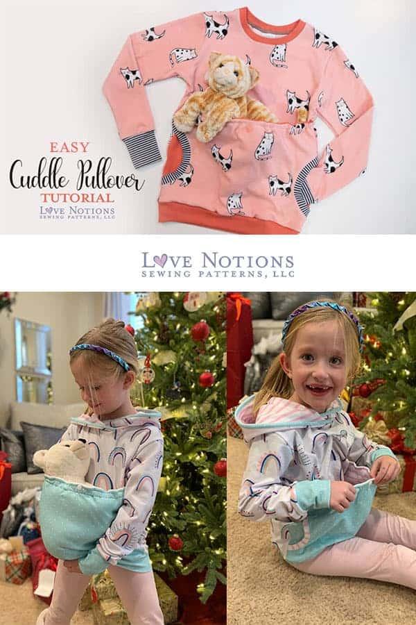 Sloane Cuddle Pullover