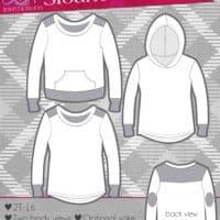 Girls Sloane Sweater