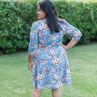 Willow Wrap Dress