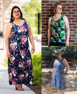 Summer Basics dress pattern