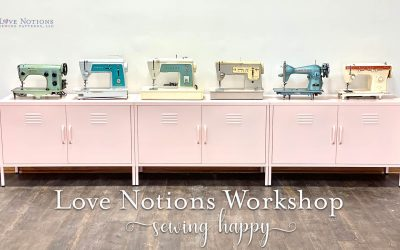 Love Notions Workshop and Blog Tour