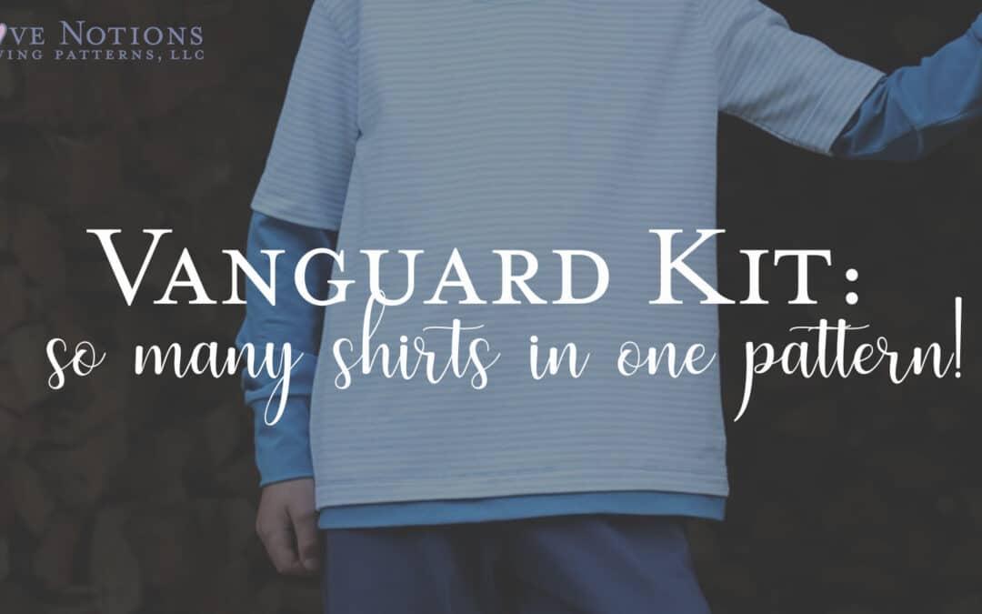 Vanguard Feature Friday