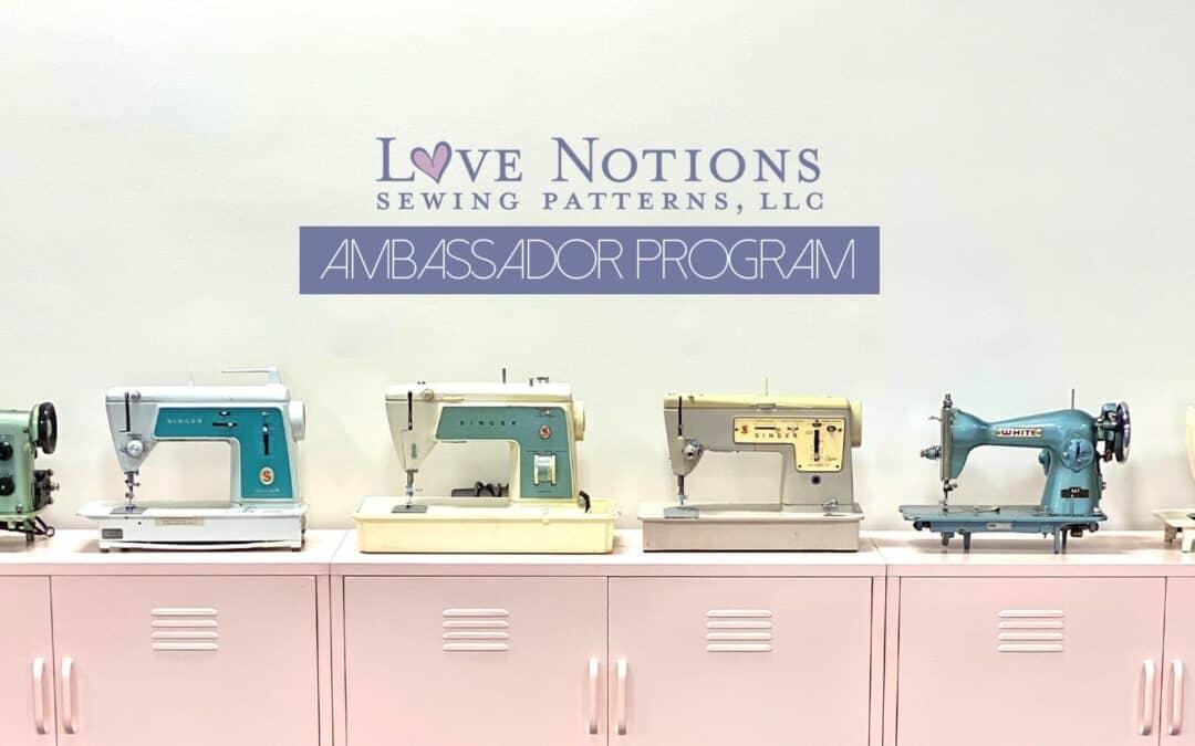 The Love Notions Ambassador Program