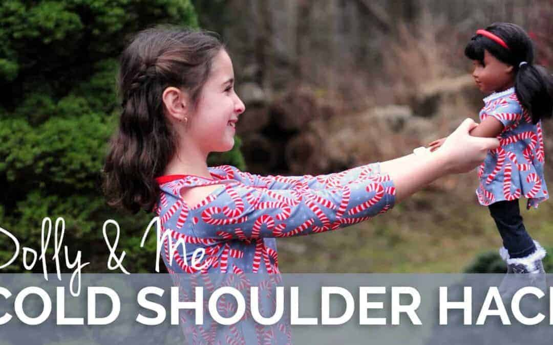 Cold Shoulder Pattern Hack