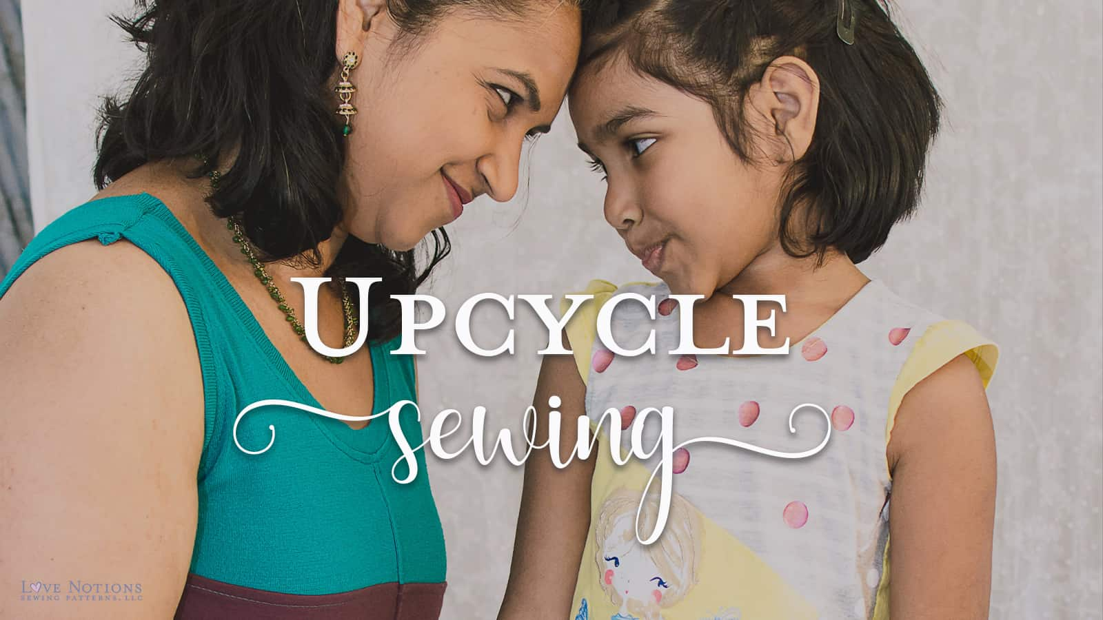 upcycle sewing