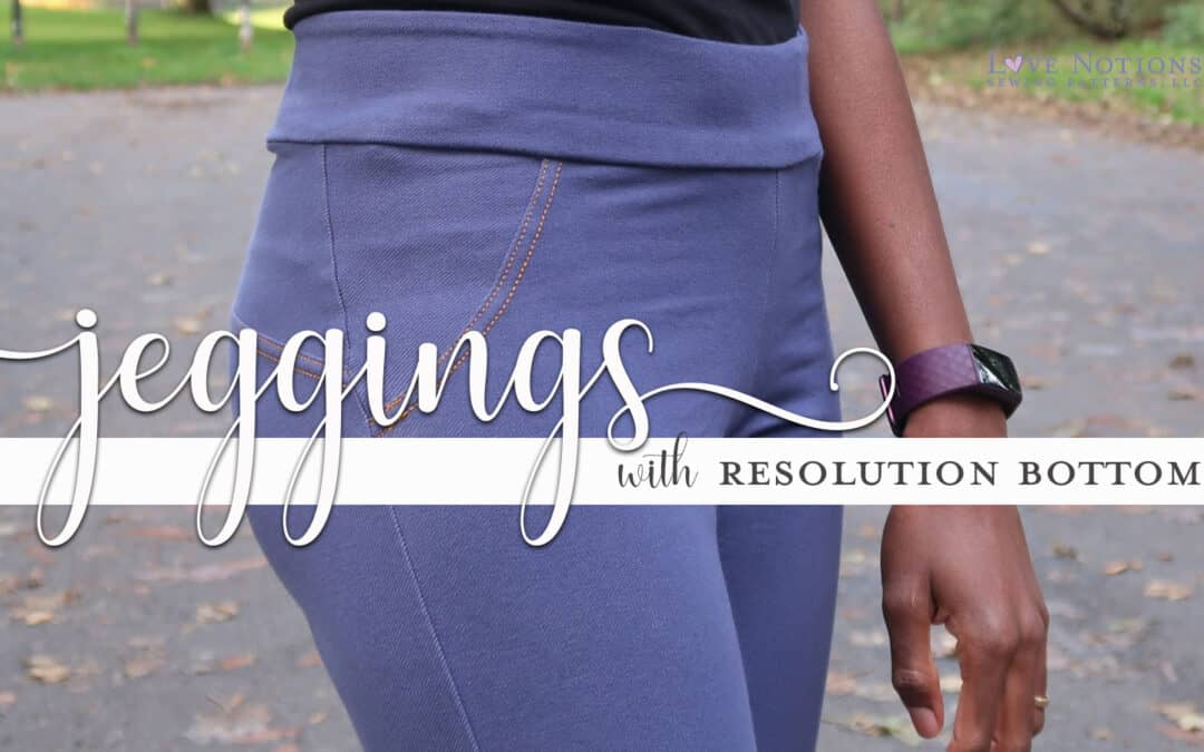 Jeggings from Resolution Bottoms