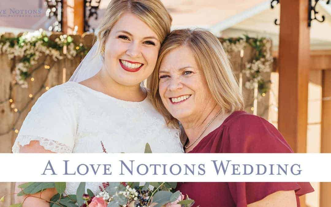 A Love Notions Wedding