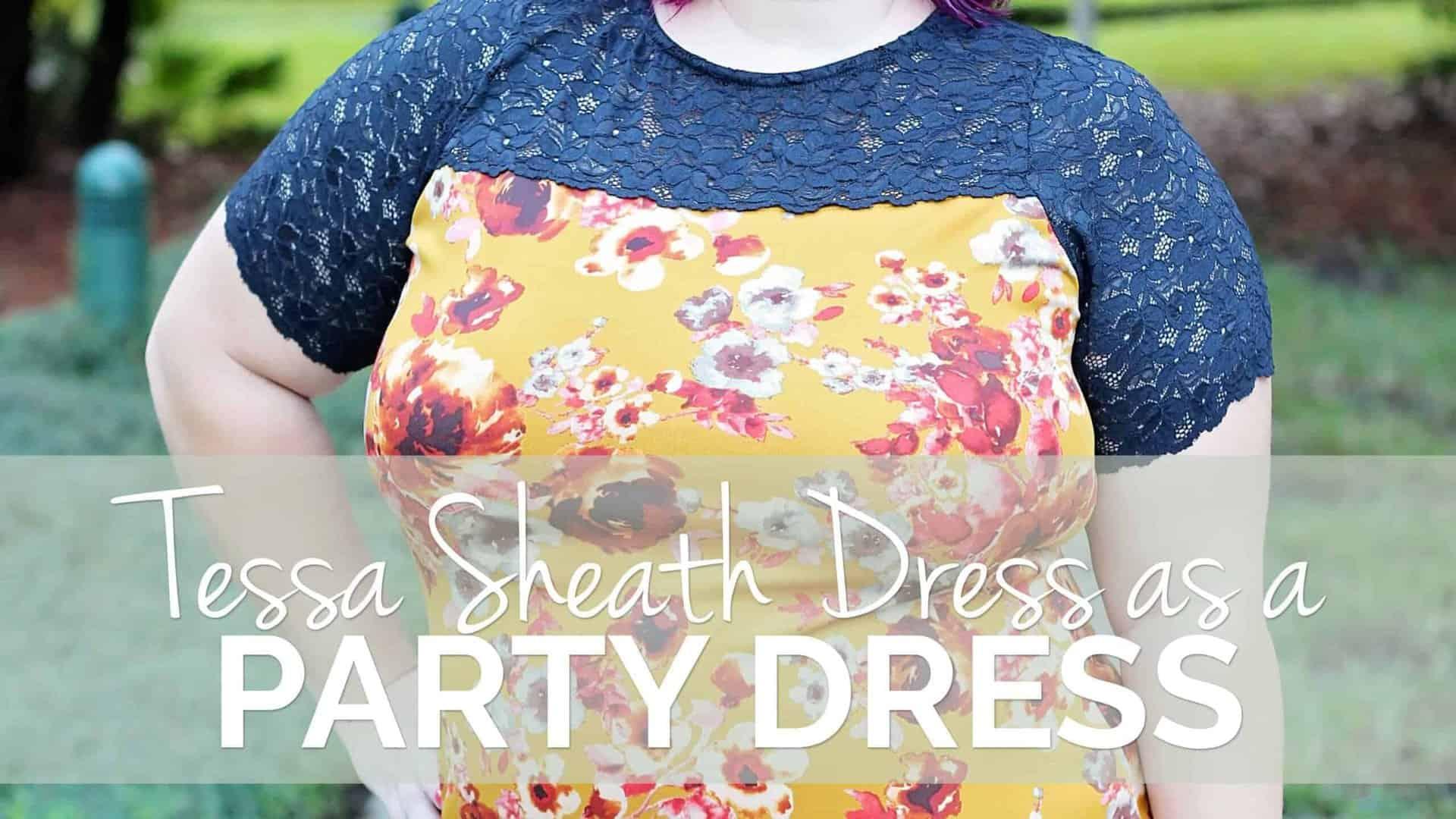 pdf dress pattern