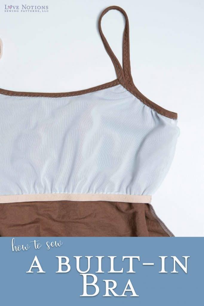 built in bra
