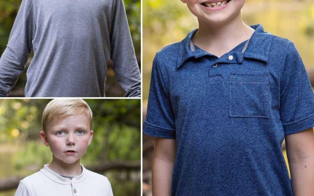 Driftwood Henley & Polo Shirt