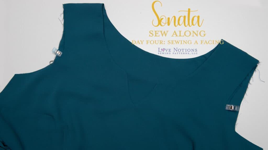 Sonata Sew Along Day Four