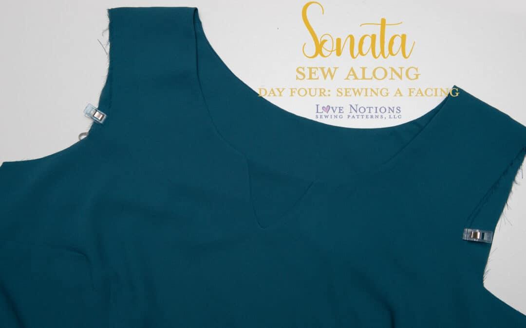 Sonata Sew Along: Day Four