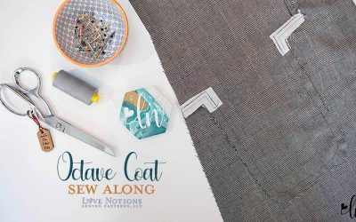 Octave Sew Along Day Two