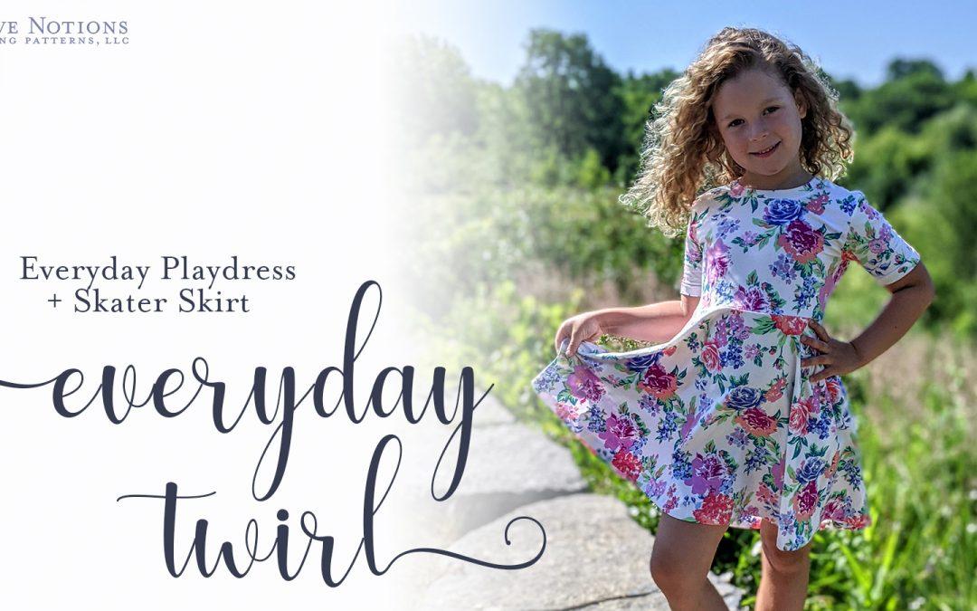 A Playdress with Twirl