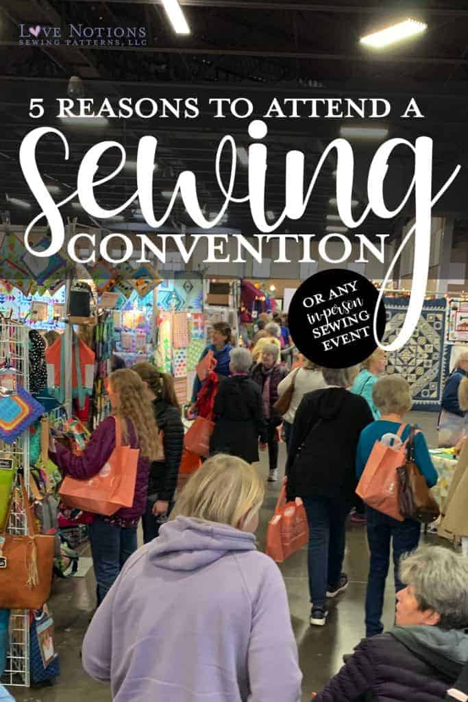 sewing event