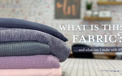 Fabric Guide for Garment Sewists