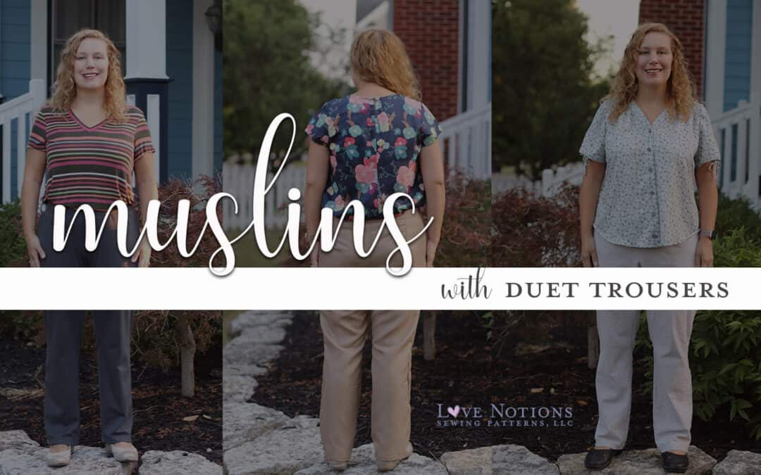 How (and why) to make a muslin for pants