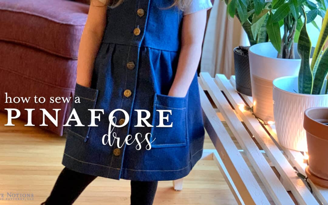 Dolce Dress Pinafore
