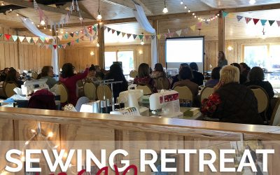 Connecting With Your Craft Sewing Retreat Recap