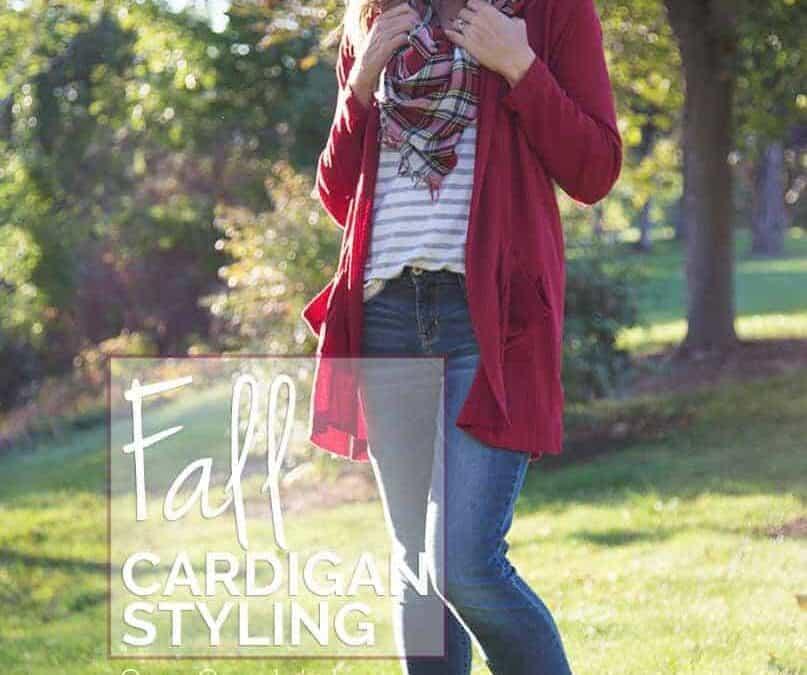 Fall Cardigan Styling Tips with the Boyfriend Cardigan