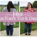 Fabric for Forte Top and Dress