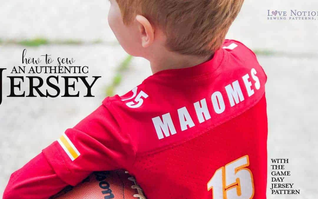 How to Sew an Authentic Sports Jersey