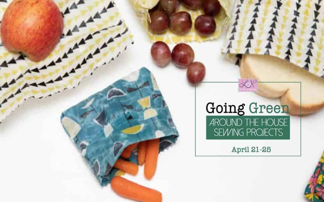 Going Green: How to make reusable snack bags