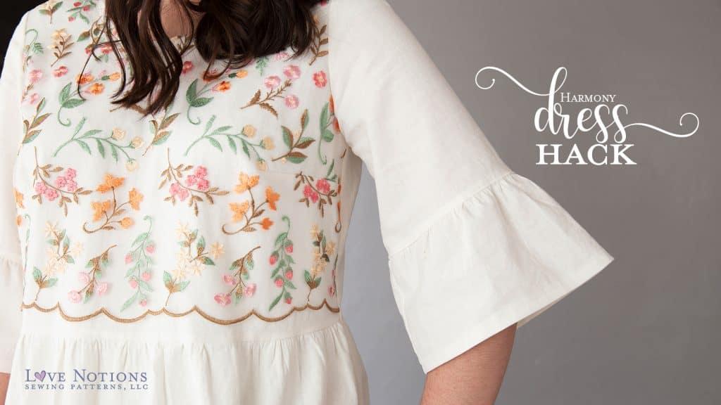 harmony dress hack