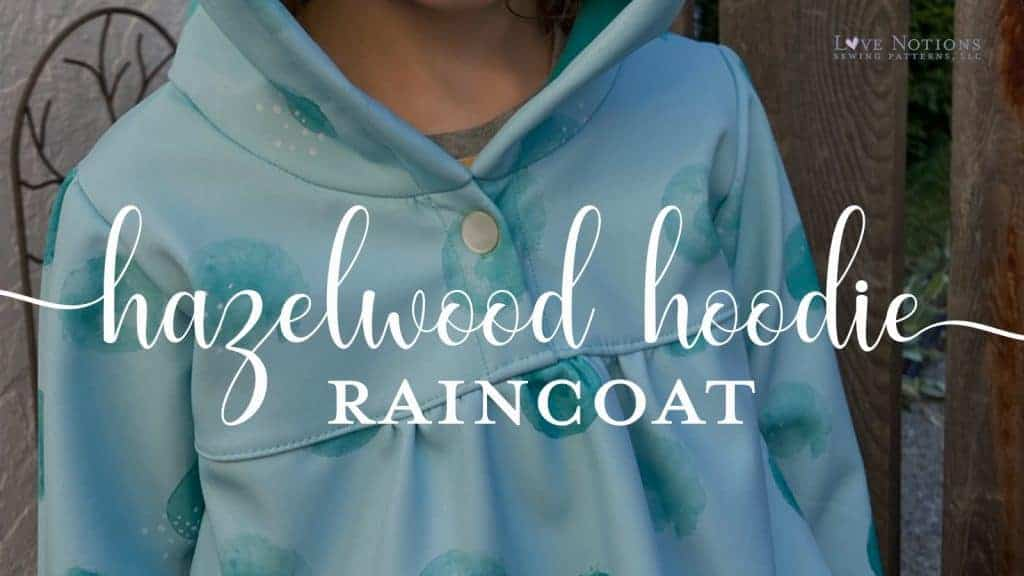 hazelwood raincoat