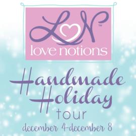 handmade holiday tour
