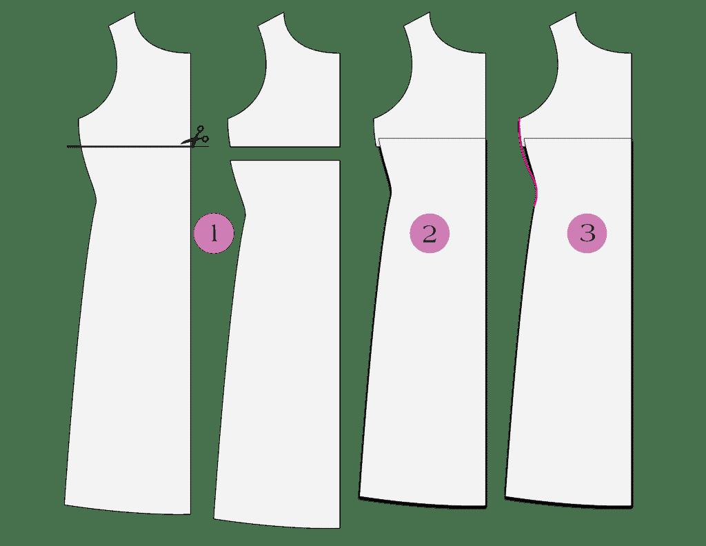 pattern altering