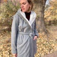 coat pdf pattern