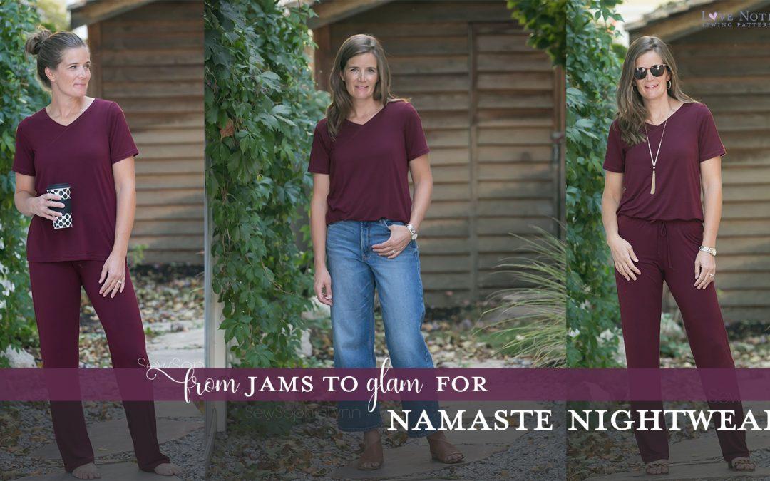 Night to Day Pajamas