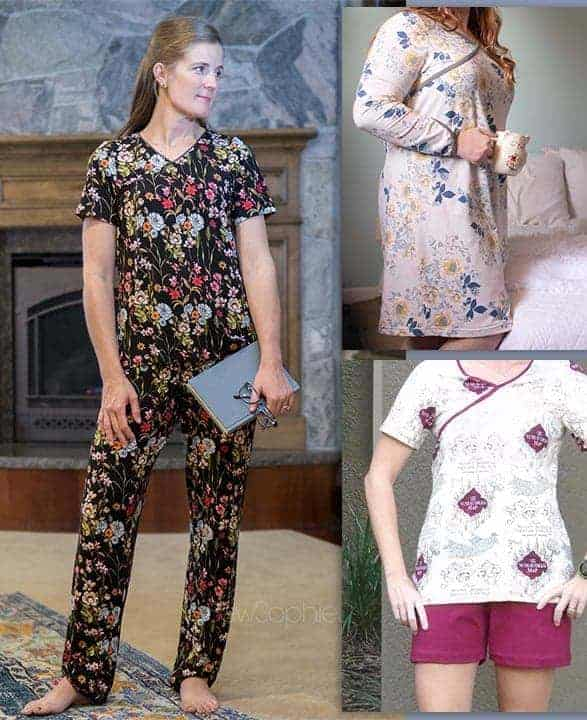 Ladies Tranquil Nightwear Collection