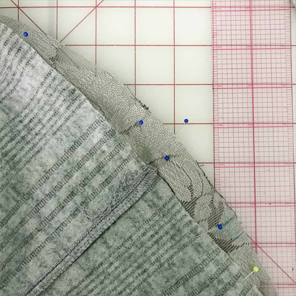 sewing with sweater knits