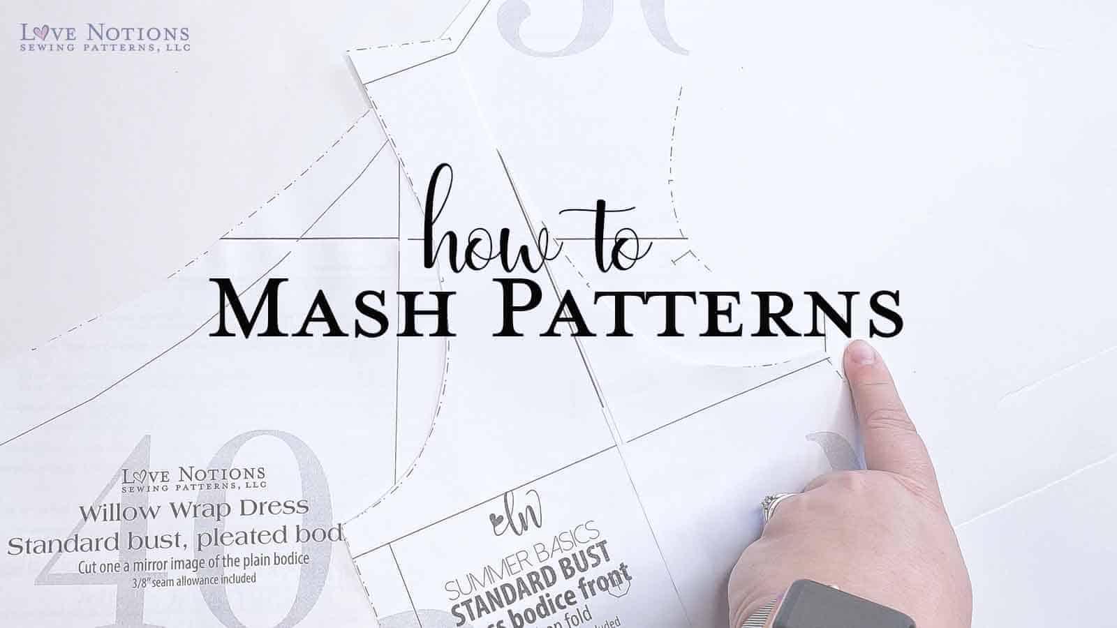 pattern mash