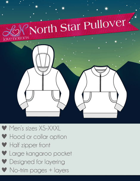 North Star Pullover