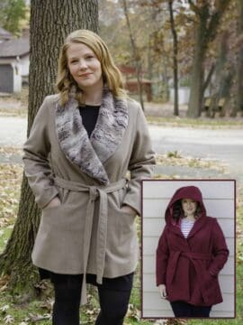 octave coat cover