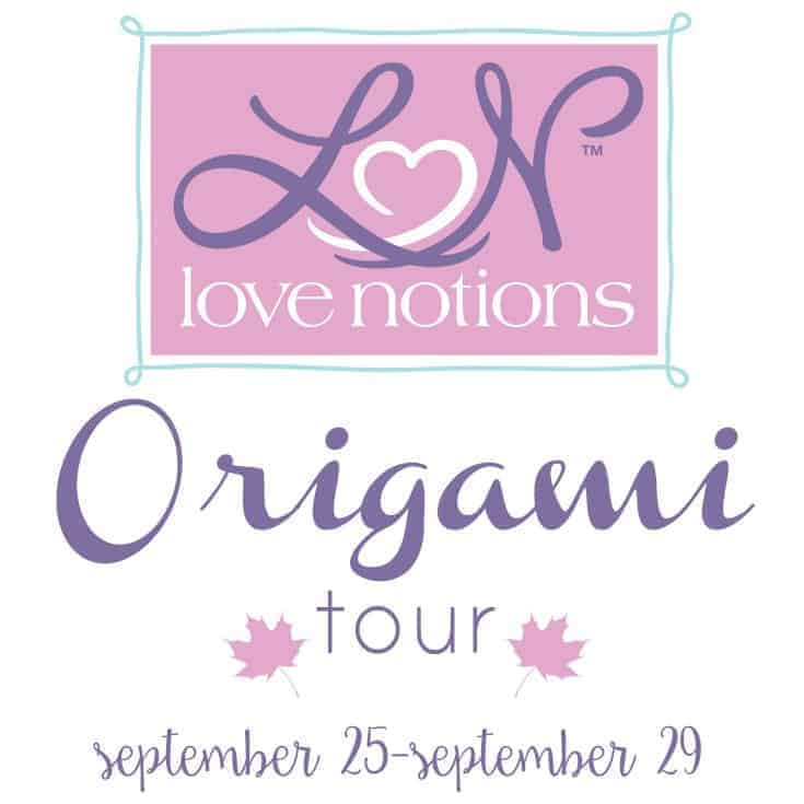Origami Blog Tour Day 2