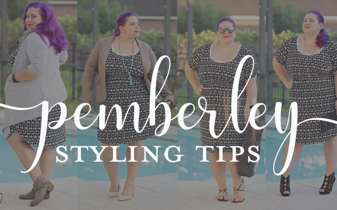How to Style Pemberley Dress
