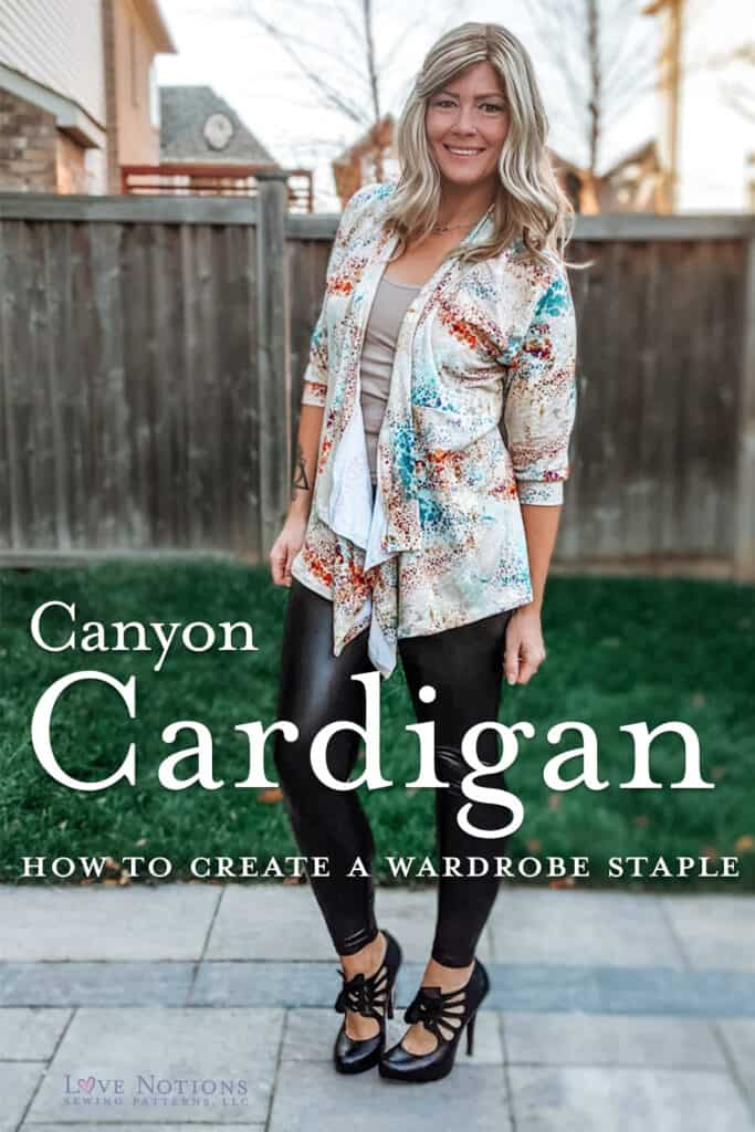 Canyon Cardigan Wardrobe Staple
