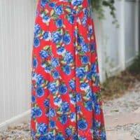 Ravinia Maxi Skirt pdf pattern